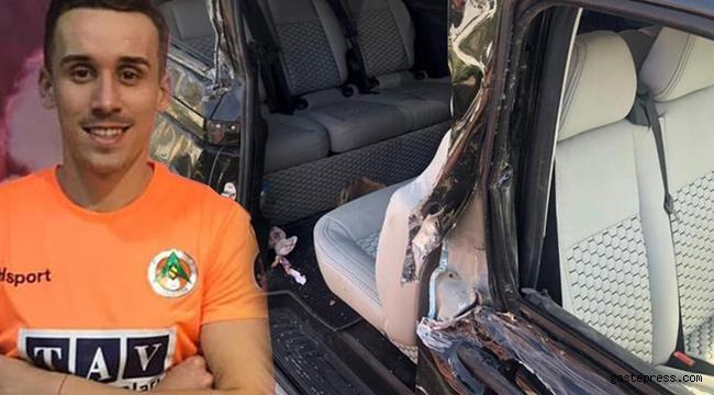 Alanyasporlu Sural'ın öldüğü kazada şoför asli kusurlu bulundu!