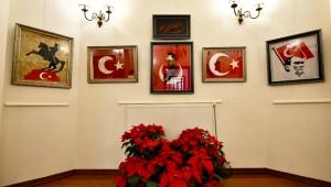 Ankara'da Atatürk,