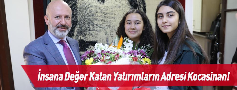 Başkan Ahmet Çolakbayrakdar; İnsana Değer Katan Yatırımlar Yapıyoruz!