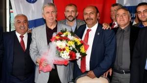 Başkan Mansur Yavaş'ın İlçe ziyaretleri devam ediyor!