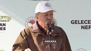 Cumhurbaşkanı Recep Tayyip Erdoğan'dan İBB Başkanı Ekrem İmamoğlu'na temel atmama töreni eleştirisinde bulundu!