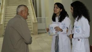 ERÜ'de 'Dünya KOAH Günü' etkinliği