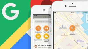 Google Haritalar'a bir yeni özellik daha geldiği açıklandı!