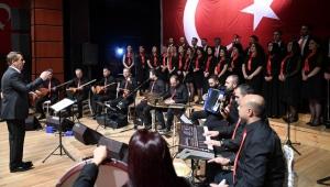 Kayseri Büyükşehir Belediyesi'nden Türkü Gecesi!