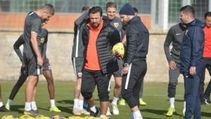 Kayserispor, Sivasspor maçı hazırlıklarını sürdürdü!