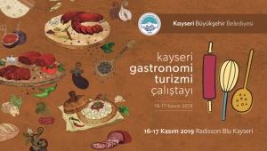 Lezzetin Anavatanından Gastronomi Çalıştayı!