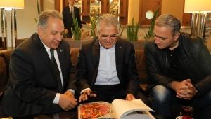 """Talas Belediye Başkanı Mustafa Yalçın; """"Gastronomi, Yemek Kültürümüzün Tescili"""