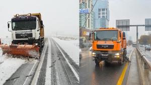 Ankara Büyükşehir Kışa Hazır