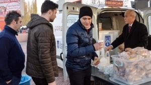 Başkent Ankara'da Sıcak Çorba Dağıtım Noktasının Sayısı Artıyor!