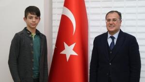 Hacılar Erciyessporlu Futbolcu Milli Takım Seçmelerine Çağrıldı