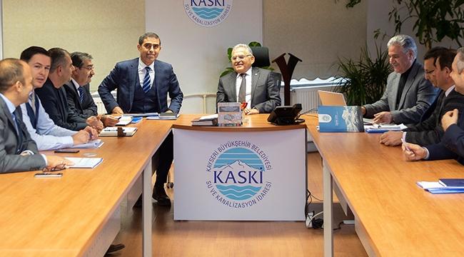 Kaski'de Yatırım Toplantısı