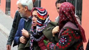 Kayseri'de yangında ölen iki kardeşin cenazesi Hatay'a gönderildi