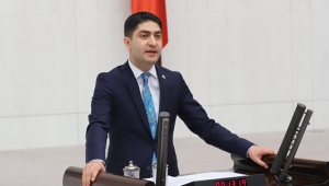 MHP'li İsmail Özdemir,Dünyanın konuştuğu anlaşmayı değerlendirdi