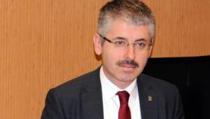 Ak Parti Kayseri İl Başkanı Şaban Çopuroğlu, Aday değilim!