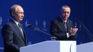 Cumhurbaşkanı Tayyip Erdoğan'dan Putin'e sürpriz hediye!
