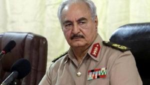 Hafter güçleri Libya'da havaalanını füzeyle vurdu!