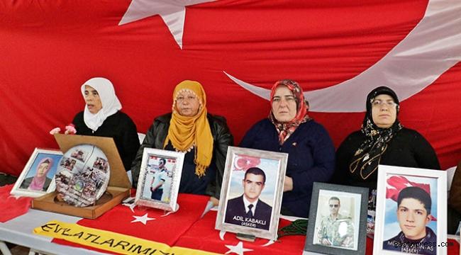 HDP önündeki eylemde 144'üncü gün