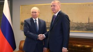 İstanbul'da Kritik Erdoğan-Putin zirvesi!