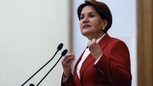 İYİ Parti Lideri Meral Akşener'den dikkat çeken çıkış!