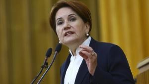 İYİ Parti lideri Meral Akşener'den, hükümete Libya ve Kanal İstanbul eleştirisi geldi!