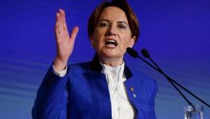 İYİ Parti Lideri Meral Akşener: Erken seçime gerek yok!