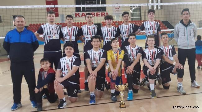 Kayseri Anayurt Final Spor Türkiye Finallerinde