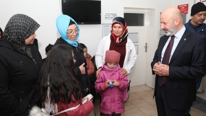 Kayseri Kocasinan'dan Yenimahalle'ye Yeni Sağlık Merkezi