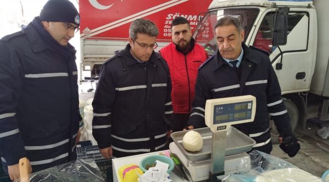 Kayseri Melikgazi Belediyesi Ölçü ve Tartı Aletlerinin Muayene Zamanı Başladı!