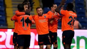 Medipol Başakşehir ligde ikinci yarıya sağlam başladı!