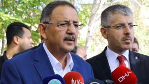 Mehmet Özhaseki duyurdu: Son rötuşlar yapılıyor!