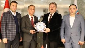 Melikgazi Belediye Başkanı Palancıoğlu; Esnaf Masası Esnaflara Verdiğimiz Önemin Göstergesidir.