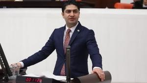 MHP'li vekil Özdemir, maden çalışmalarını meclis gündemine taşıdı