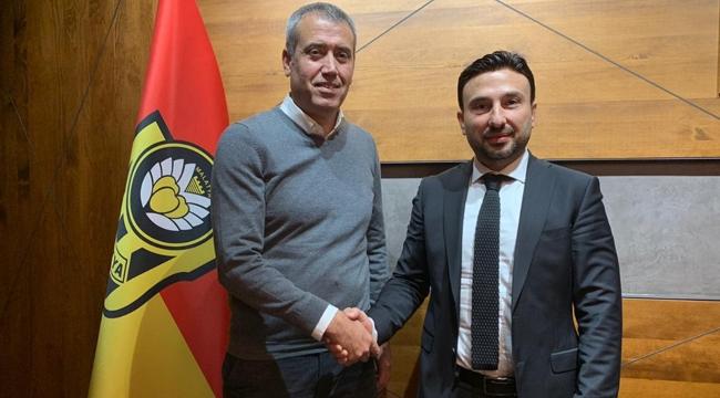 Süper Lig'de Yeni Malatyaspor Kemal Özdeş'e emanet!