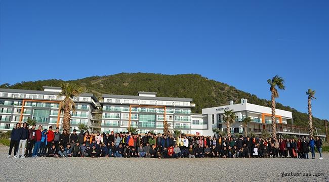 Tekden Koleji öğrencileri Türkiye'nin en büyük kampında buluştu!