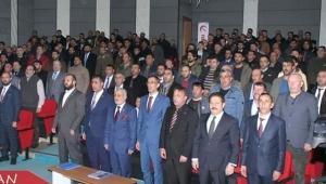 Yeniden Refah Partisi Kayseri İl Başkanlığı Ocak ayı İl Divanını yaptı.