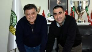 Yılmaz Vural resmen Akhisarspor'un hocası oldu!