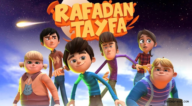 Youtube'un en hızlı yükselen yıldızı Rafadan Tayfa oldu!