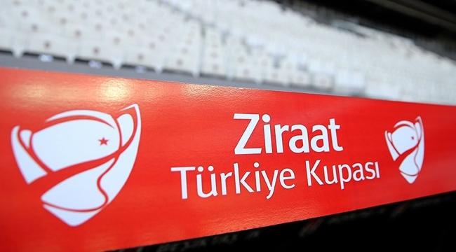 Ziraat Türkiye Kupası'nda çeyrek ve yarı final eşleşmeleri belli oldu!