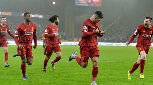 22 puan farkı atan Liverpool şampiyonluk için günleri sayıyor!