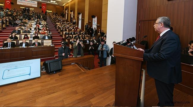 Ankara ''Başkent Mobil'' İle Dünya Kentleriyle Yarışacak