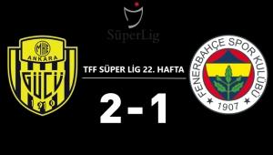 Ankaralı renktaşından Fenerbahçe'ye şok darbe!
