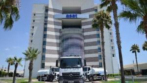 Antalya Büyükşehir'de ASAT teknoloji ile tasarruf ediyor!