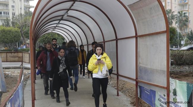 Antalya'da 3. Etap Raylı Sistem Projesi tüm hızıyla devam ediyor!