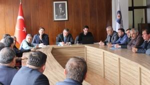Antalya'da Finike ve Kumluca'daki ulaşımla ilgili toplantı yapıldı!