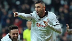 Beşiktaş, Gaziantep FK'yı farklı geçti!