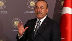 Çavuşoğlu'ndan Yunanistan Cumhurbaşkanı Pavlopulos'a tepki