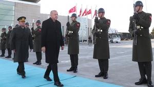 Cumhurbaşkanı Erdoğan, Pakistan'a gitti
