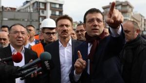 """Ekrem İmamoğlu: """"Konut Yapmak İçin, Kanal Yapmak Gerekmez!"""""""