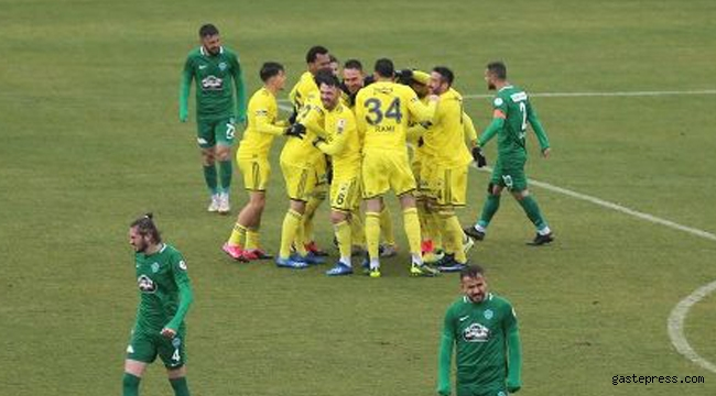 Fenerbahçe kupada sürprize izin vermedi!