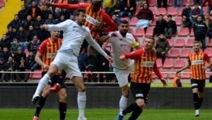 Hes Kablo Kayserispor - İttifak Holding Konyaspor: 2-2